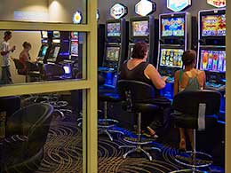 30 Pokie machines