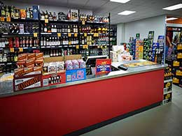 Sovereign Tavern Bottle Shop - a great range with fortnightly specials