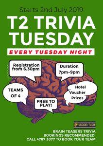 T2 Trivia Tuesday